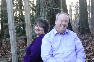 Karen and Gary