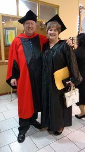 Gary and Karen grad 2014 a