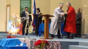 Gary giving diploma 2014